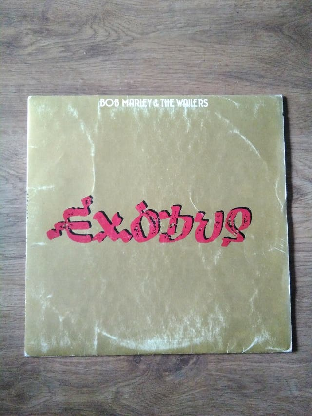 Lp - Bob Marley & the Wailers - Éxodos