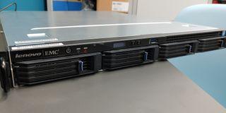 Cabina NAS Lenovo EMC2 PX4-400r