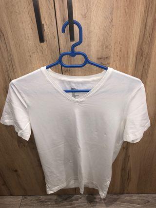 Camiseta basica H&M talla S