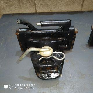Enganche corredera original case new holland