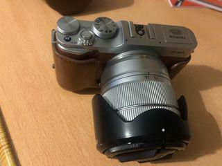 Fujifilm xm1