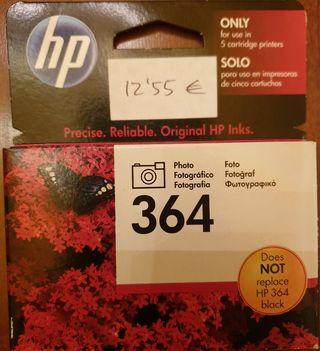 Cartucho de tinta HP Fotografia