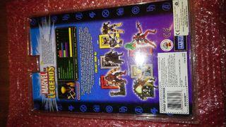 Marvel legends wolverine serie IV Nuevo