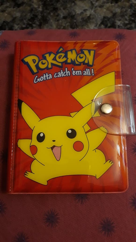 Agenda acolchada Pokémon