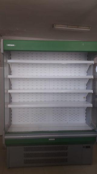 Cámara expositora frigorífica