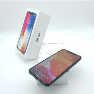 Iphone X 64Gb negro FACTURA & GARANTIA