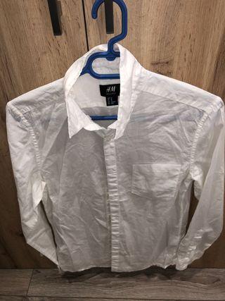 Camisa H&M talla XS/S