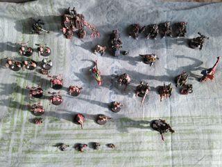 Warhammer, ejército marines del caos