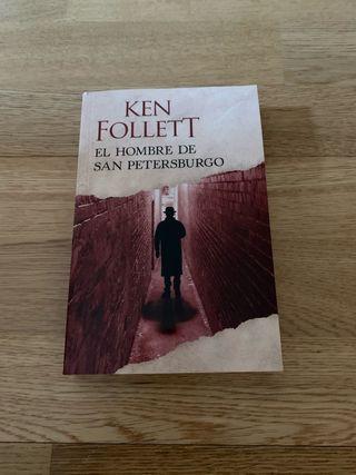 Libro EL HOMBRE DE SAN PETERSBURGO _ Ken Follett
