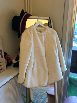 Manteaux Blanc