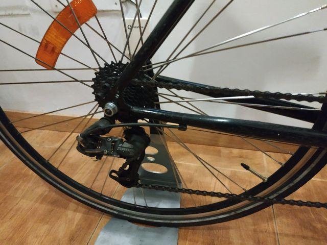 Bicicleta Urbana Csepel Rapid Negra