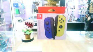 JOY-CON AZUL AMARILLO