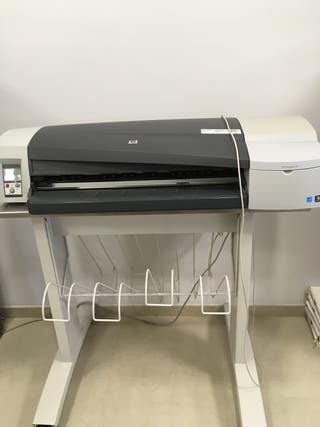 Impresora de gran formato HP Designjet 111