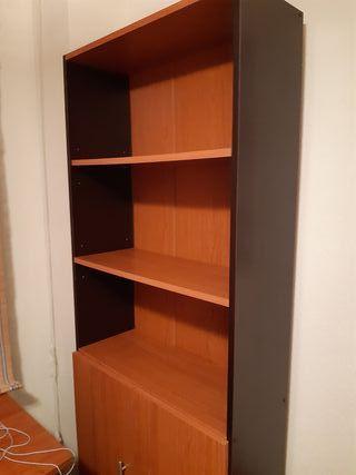 estanteria librería