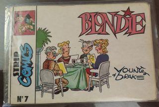 Blondie N 7, Strip comics