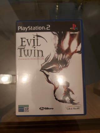 Evil Twin PS2
