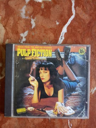 CD Pulp Fiction