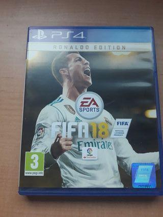 FIFA 17/18 PS4