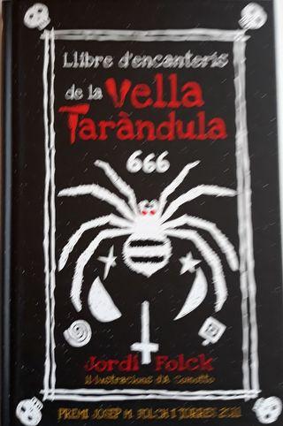 Llibre d'encanteris de la Vella Taràndula (ci)
