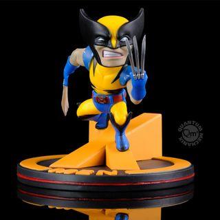 MARVEL Wolverine Q-Fig Diorama X-Men