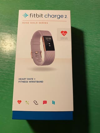 Fitbit Charge 2 URGENTE