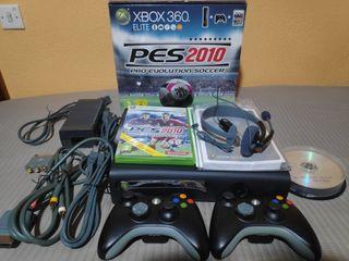 Consola XBOX360 Xbox 360 Elite Élite 120GB 120 GB