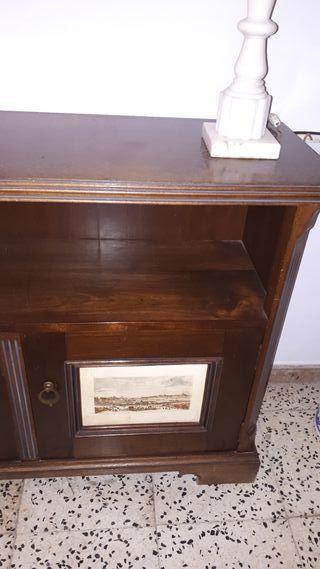 Mueble Recibidor Entrada Clásico