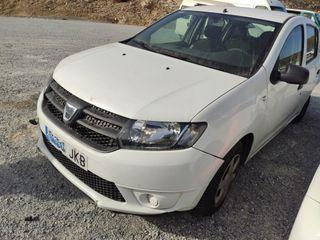 Despiece Dacia Sandero
