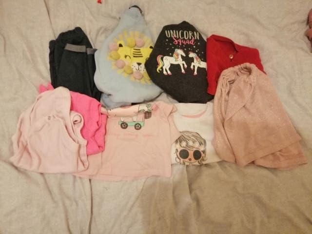 girls bundle (baby and toddler)