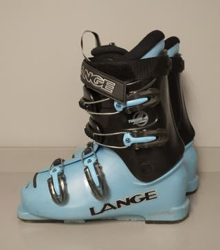 Botas esqui Lange junior