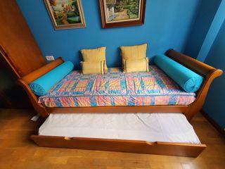 cama nido + supletoria