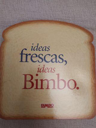 Libro Recetas Bimbo