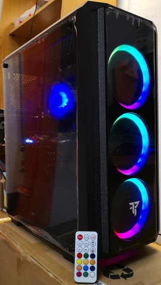 Pc gaming como i7 ryzen 7 + 32gb + Nvidia Rtx 2060