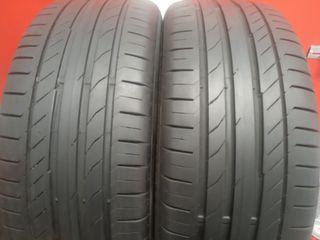 2 neumáticos 235/ 45 R19 95V Continental RF +80%