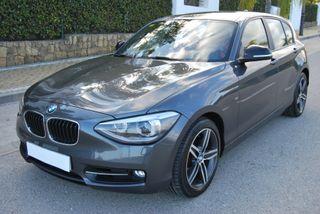 BMW Serie 1 120D auto.