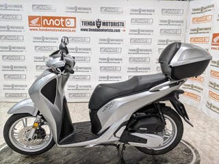 Honda SH125 2019 ,1400km
