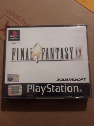 Final Fantasy IX Play Station