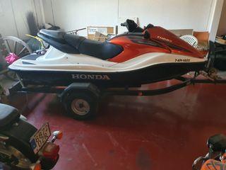 Se vende moto de agua honda aquatrax F-12x