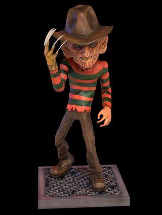 Figura Terrorz Freddy Krueger 18cm