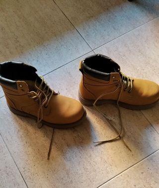 botas nuevas a estrenar n40