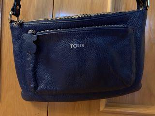 Bolso Tous azul.