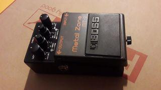 Pedal Boss MT-2 Metal Zone