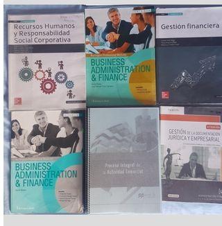 libros Administracion y Finanzas