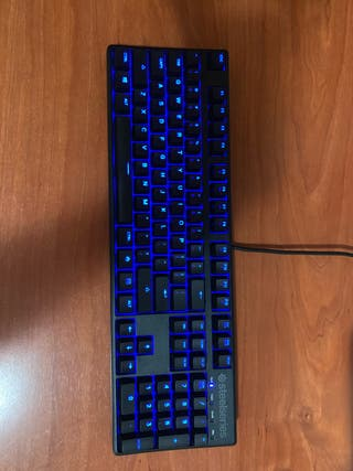 Steelseries M500 Cherry MX Blue teclado mecánico