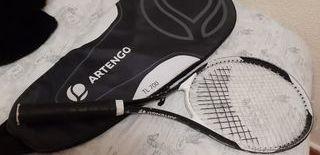 raquetas de tenis y su funda