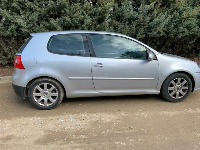 Volkswagen Golf 2004