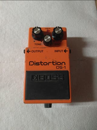 Pedal Boss Guitarra DS1 Distortion 1