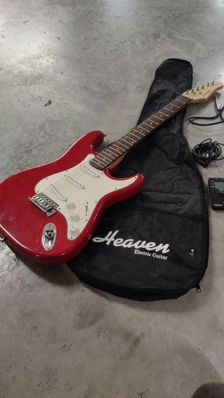 Guitarra eléctrica Heaven