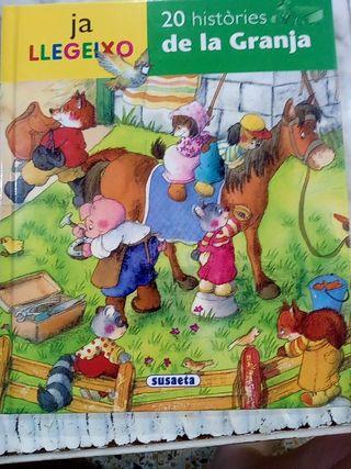 libro para niños catalán