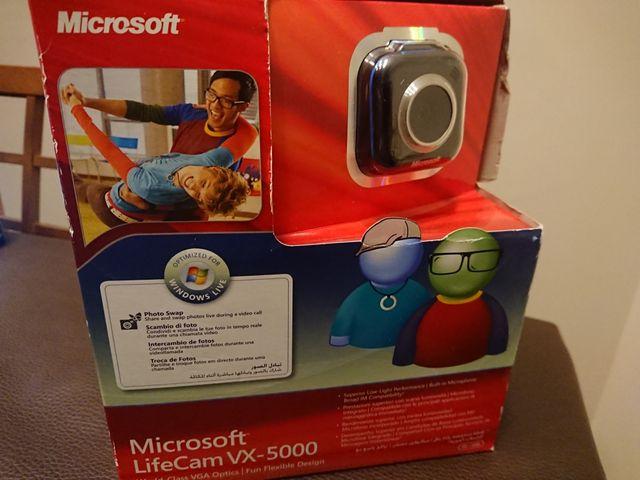 Lifecam VX 5000